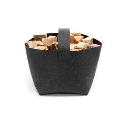 Firewood basket big | Storage boxes | HEY-SIGN
