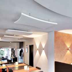 OWAconsult collection | Deckensegel Curve | Acoustic ceiling systems | OWA