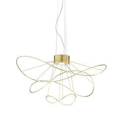 Hoops SP gold 3 | Lampade sospensione | Axolight