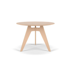 Lavitta Round Table 100 – Oak | Dining tables | Poiat