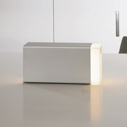 Eraser 260 Silver | Table lights | Moree
