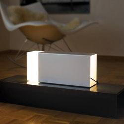 Eraser 380 Silver | Table lights | Moree
