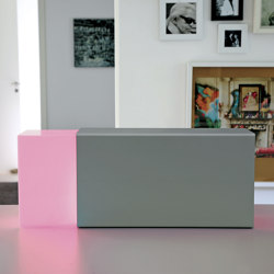 Eraser 260 Silver LED | Table lights | Moree