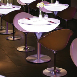 Lounge 75 LED Pro Accu | Dining tables | Moree