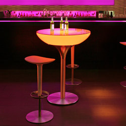 Lounge 105 LED Pro Accu | Tables hautes | Moree