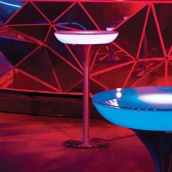 Lounge M 105 Indoor LED | Tables hautes | Moree