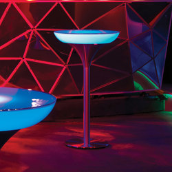 Lounge M 105 LED Accu | Tables hautes | Moree