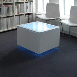 Ora LED Pro Accu White V2 | Tables basses | Moree