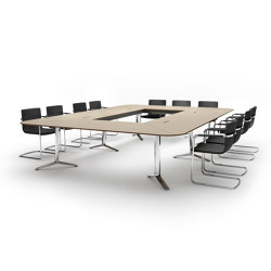Talk conference table | Tavoli contract | RENZ