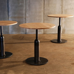Apollo table | Tables de bistrot | Heerenhuis