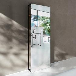 BetteLux Shape Specchio | Portasciugamani | Bette