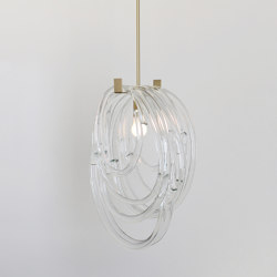 Lasso Double Pendant | Suspended lights | SkLO