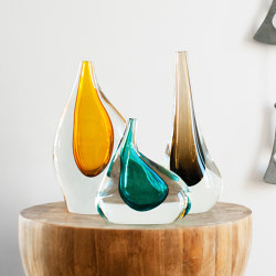 Droplet Vessel Collection Set Of 3 | Objekte | SkLO