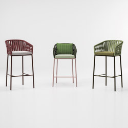 Bitta bar stool | Taburetes de bar | KETTAL