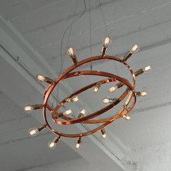 Dione 550 | Lámparas de suspensión | Licht im Raum