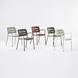 Village dining armchair | Sillas | KETTAL