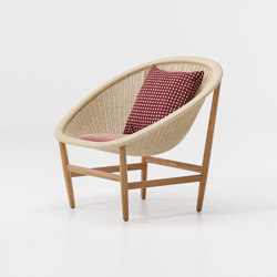 Basket club chair | Poltrone | KETTAL