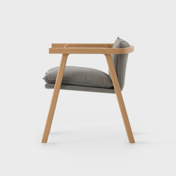 Pick Up Sticks Chair Natural | Armchairs | Resident
