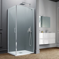 Polaris Deluxe | Shower screens | SAMO
