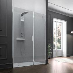 Polaris Deluxe | Shower screens | SAMO