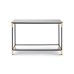 Match Console - Version with Quartzite Silver Top | Console tables | ARFLEX