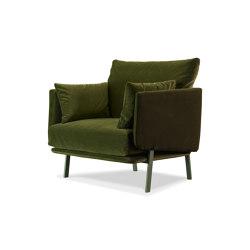 Structure Armchair | Poltrone | Bonaldo