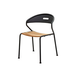 Curve Stacking Chair | Chairs | Gloster Furniture GmbH
