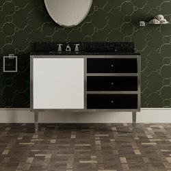 Jazz 2 Mueble Porta-Lavabo | Lavabos | Devon&Devon