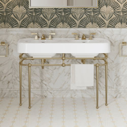 Memphis Console | Wash basins | Devon&Devon