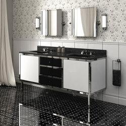 Jazz 3 Mueble Porta-Lavabo | Lavabos | Devon&Devon