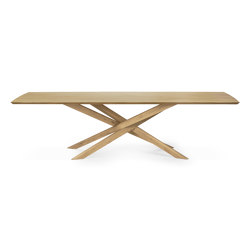 Mikado | Oak dining table | Dining tables | Ethnicraft