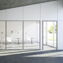 I-Wallspace | Wall partition systems | Fantoni