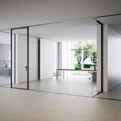 I-Wallspace | Trennwandsysteme | Fantoni
