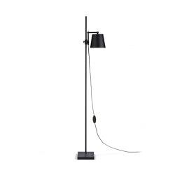 Steel Lab Light | Lampade piantana | Karakter