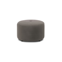 DOUBLE 031 Pouf | Seating | Roda