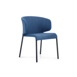 DOUBLE 011 Chair | Sillas | Roda