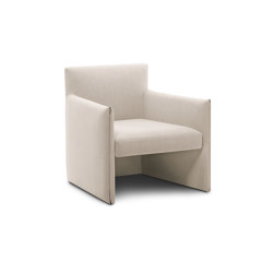 DOUBLE 021 Lounge Chair | Sillones | Roda