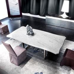 Rock Coco dining table   Mesas comedor   Erba Italia