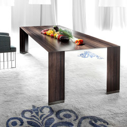 Pensami dining table | Dining tables | Erba Italia