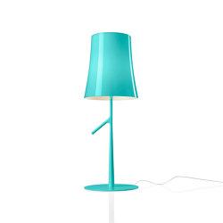 Birdie grand table aquamarine | Luminaires de table | Foscarini