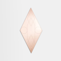 Mask | Rhombus | Mirrors | Petite Friture