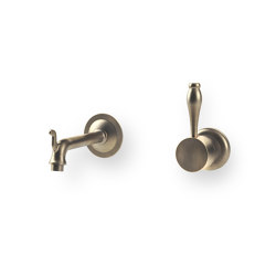TAPS | OUTDOOR WALL-MOUNTED MIXER TAP | Kitchen taps | Officine Gullo
