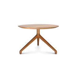 W-Table - Wood Coffee Table | Side tables | Wagner
