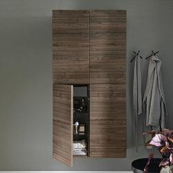 Sinea | Tall unit | Wall cabinets | burgbad