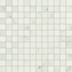 Prestigio Carrara Lucido Mosaico | Ceramic tiles | Refin