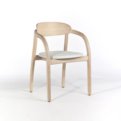 Arch Armchair - Oak Natural | Stühle | Wildspirit