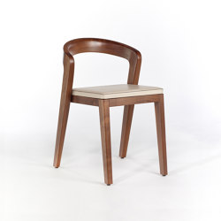 Play Chair - Walnut | Sedie | Wildspirit