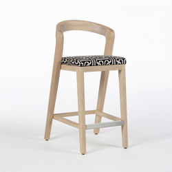 Play Barstool - Oak Natural | Sedie bancone | Wildspirit