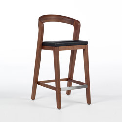Play Barstool - Walnut | Sedie bancone | Wildspirit
