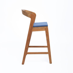 Play Barstool - Teak | Counter stools | Wildspirit